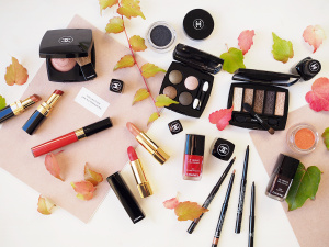 CHANEL Make-up Fall 2015 / Journelles