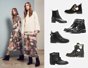 Black Boots Shop the Trend