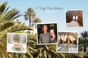 Travel Journelles / Reise nach Marrakesch