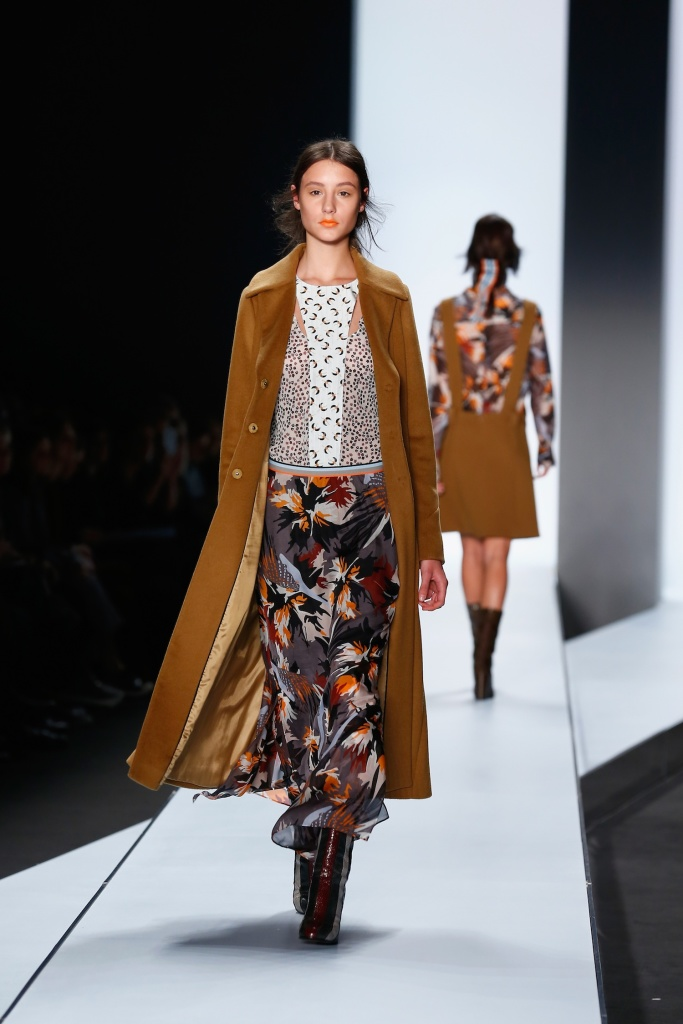 Dorothee Schumacher Show - Mercedes-Benz Fashion Week Berlin Autumn/Winter 2016