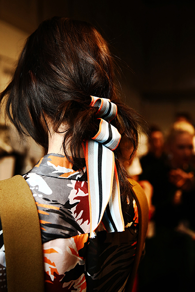 Dorothee Schumacher Backstage - Mercedes-Benz Fashion Week Berlin Autumn/Winter 2016