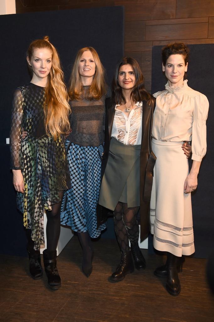 Fashion Week Berlin Autumn/Winter 2016 - Lala Berlin Fashionshow
