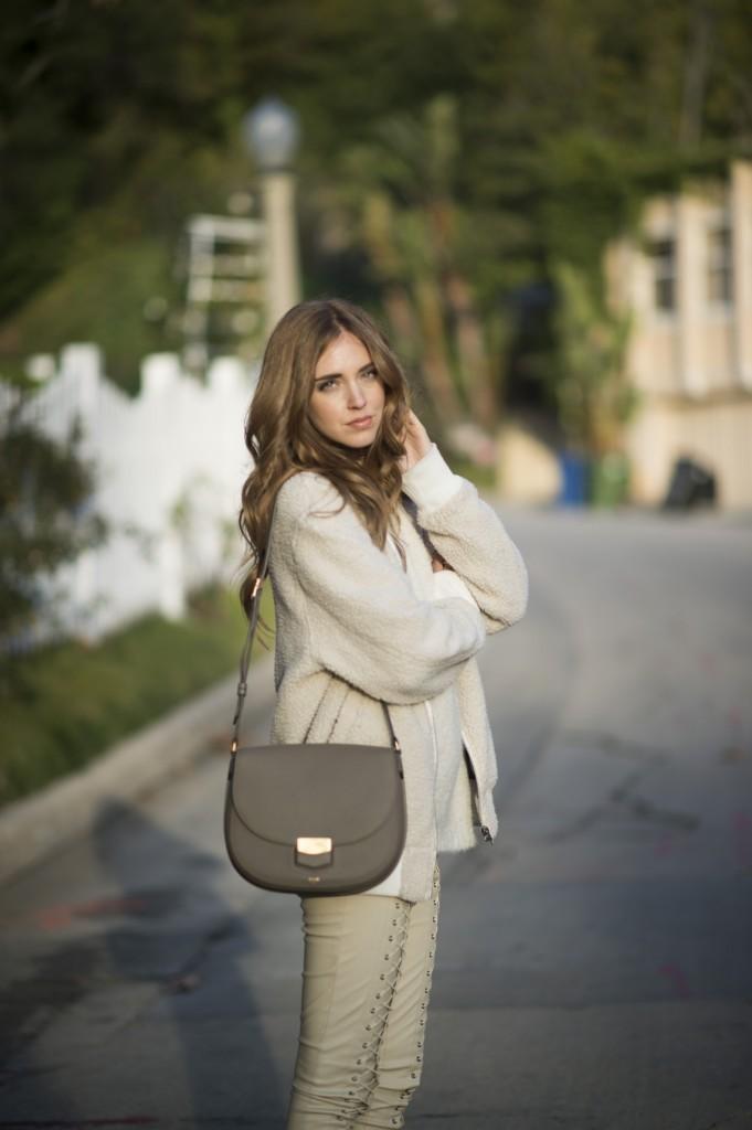 Bag to watch: Céline Trotteur Bag – und geht Phoebe Philo