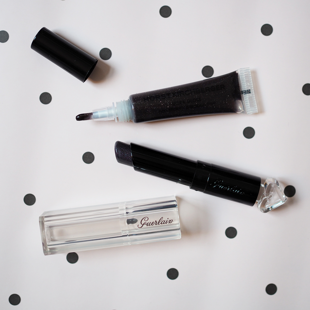 Black Make-up / Beauty Journelles
