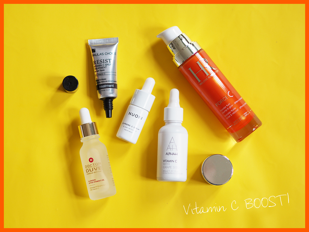 Vitamin C / Beauty Journelles