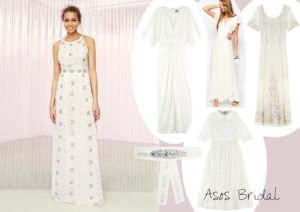 Asos Bridal Collection Spring/Summer 2016