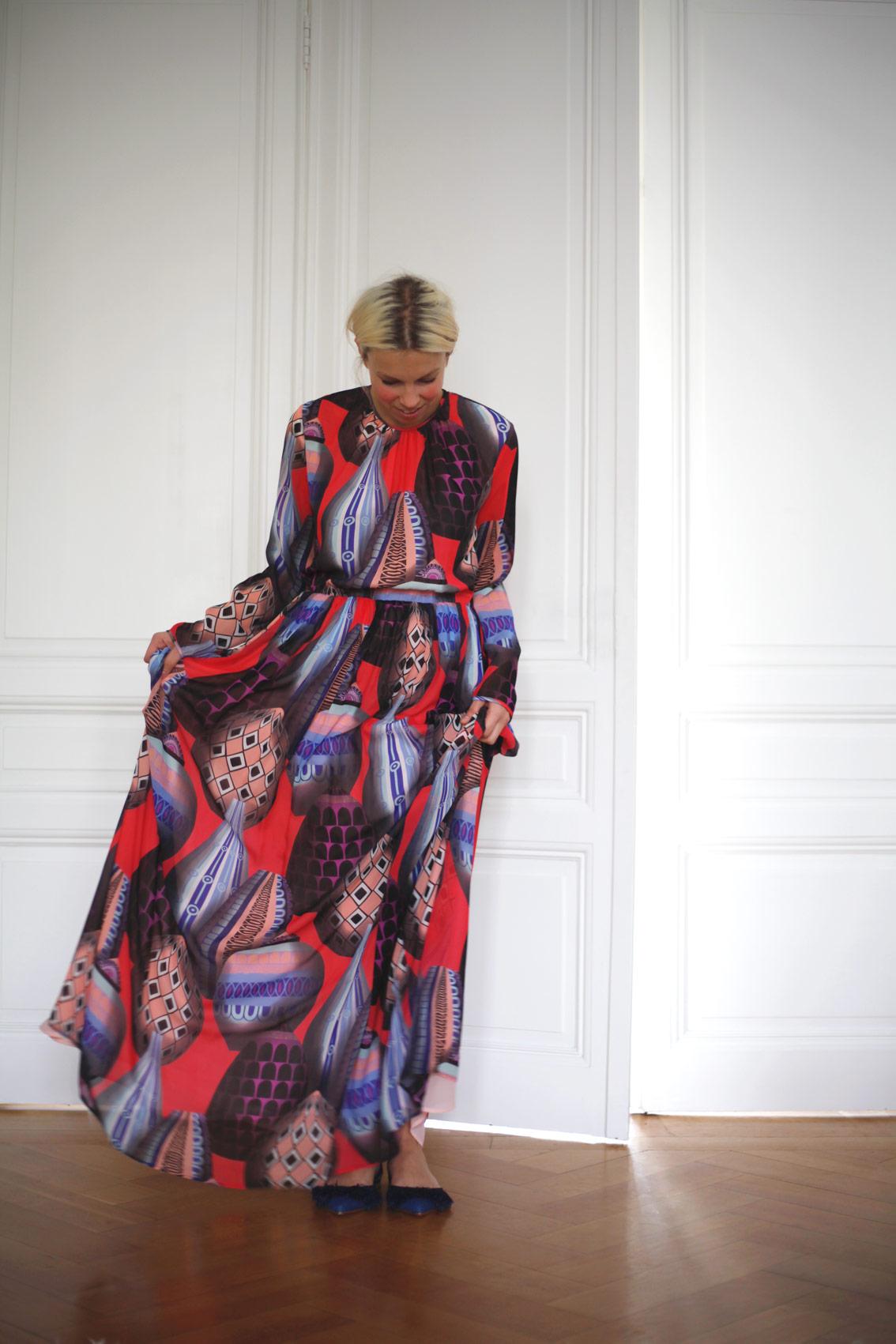 JOURlook: Hochzeitsgast-Kleid von MSGM - Journelles