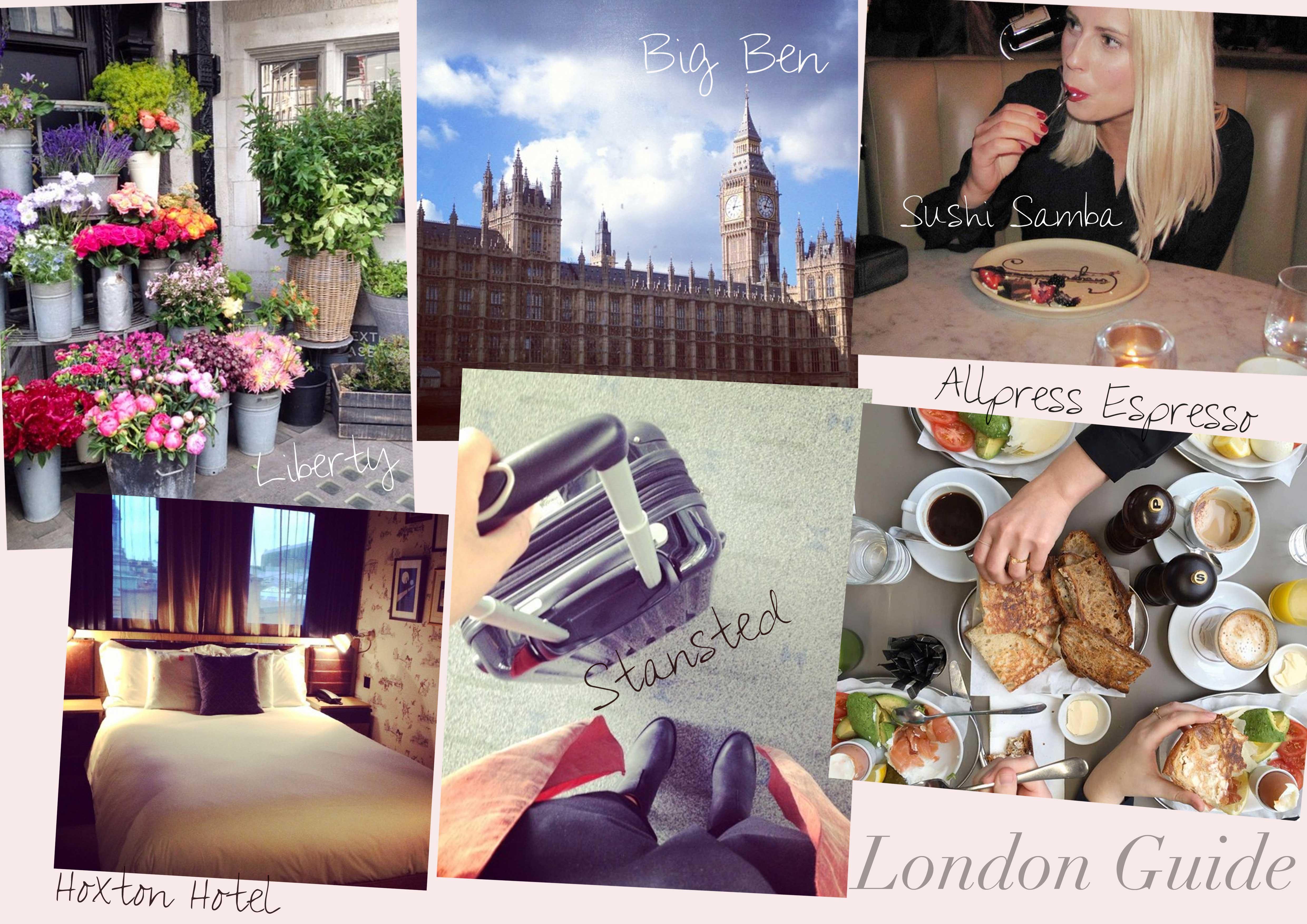 Journelles City Guide: Ein perfektes Wochenende in London! - Journelles