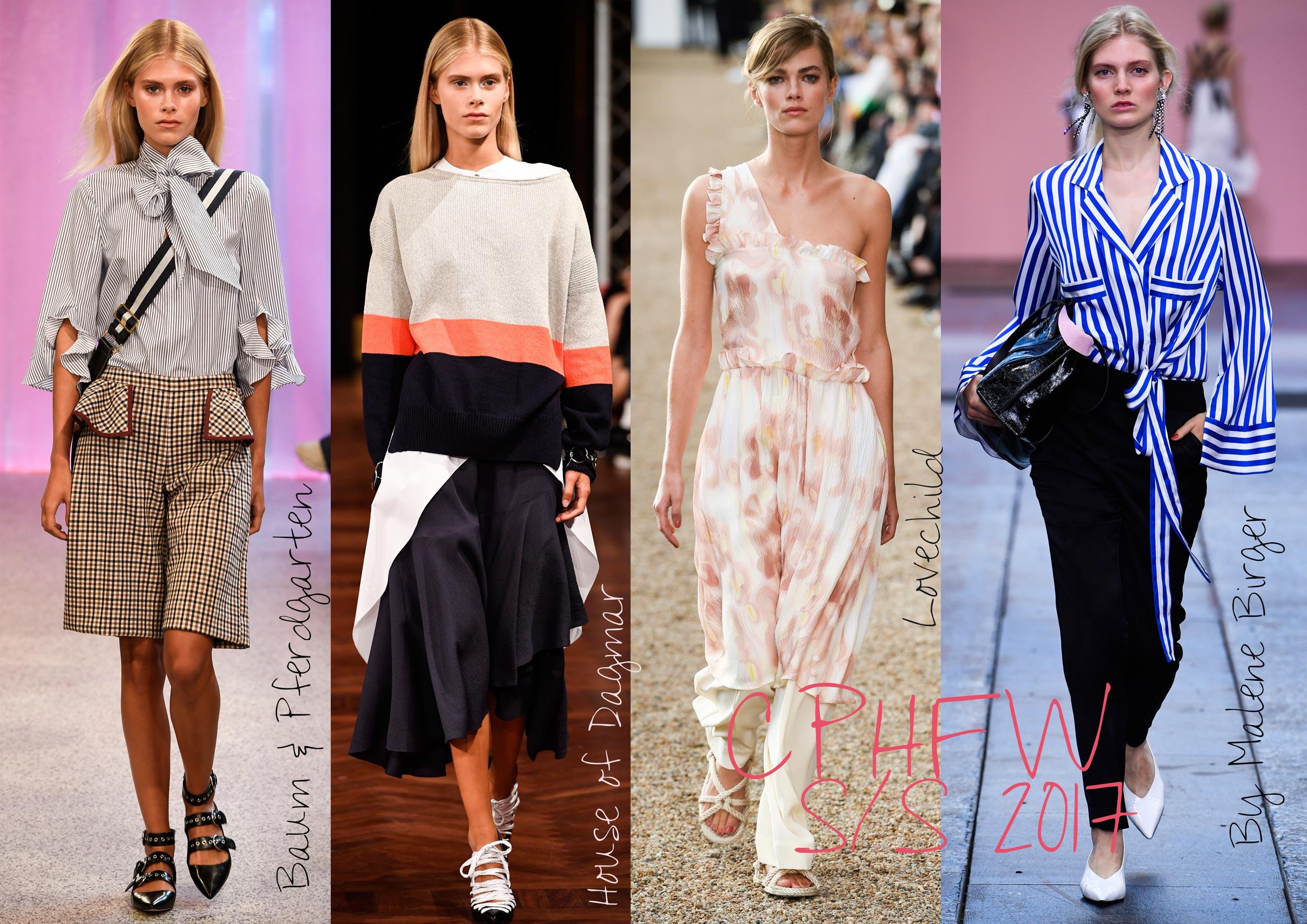 Die Highlights von der Copenhagen Fashion Week – Teil 2 ...