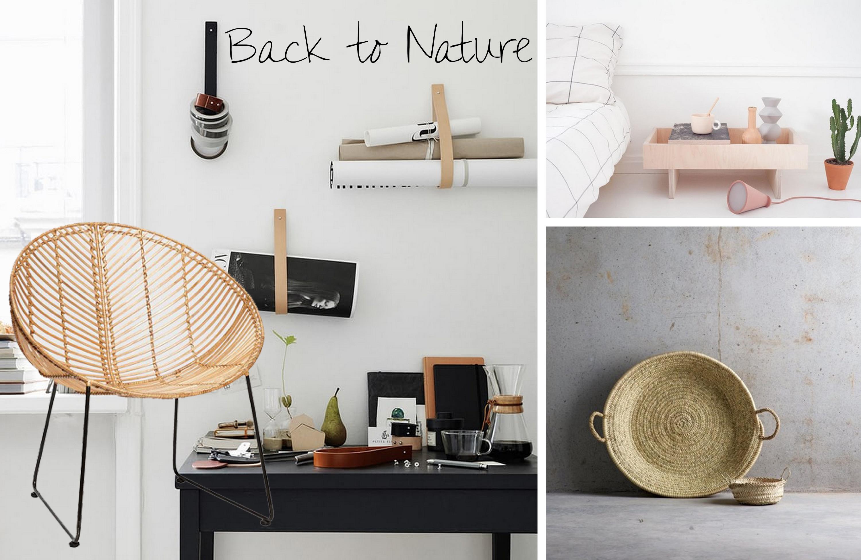 Journelles Maison: Helle Naturmaterialien sind zurück! - Journelles