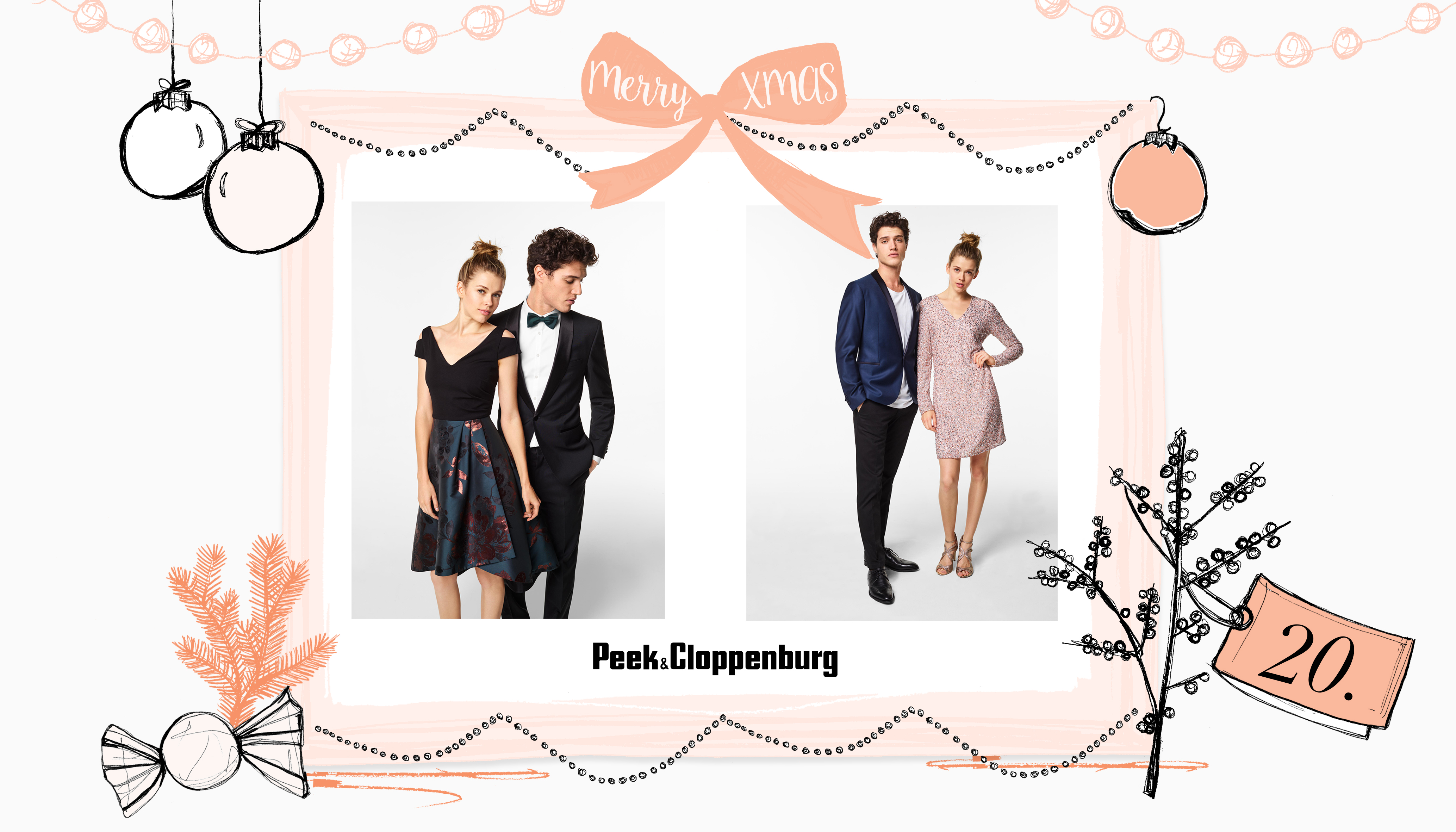 20. dezember: 300 euro gutschein für fashion id - journelles