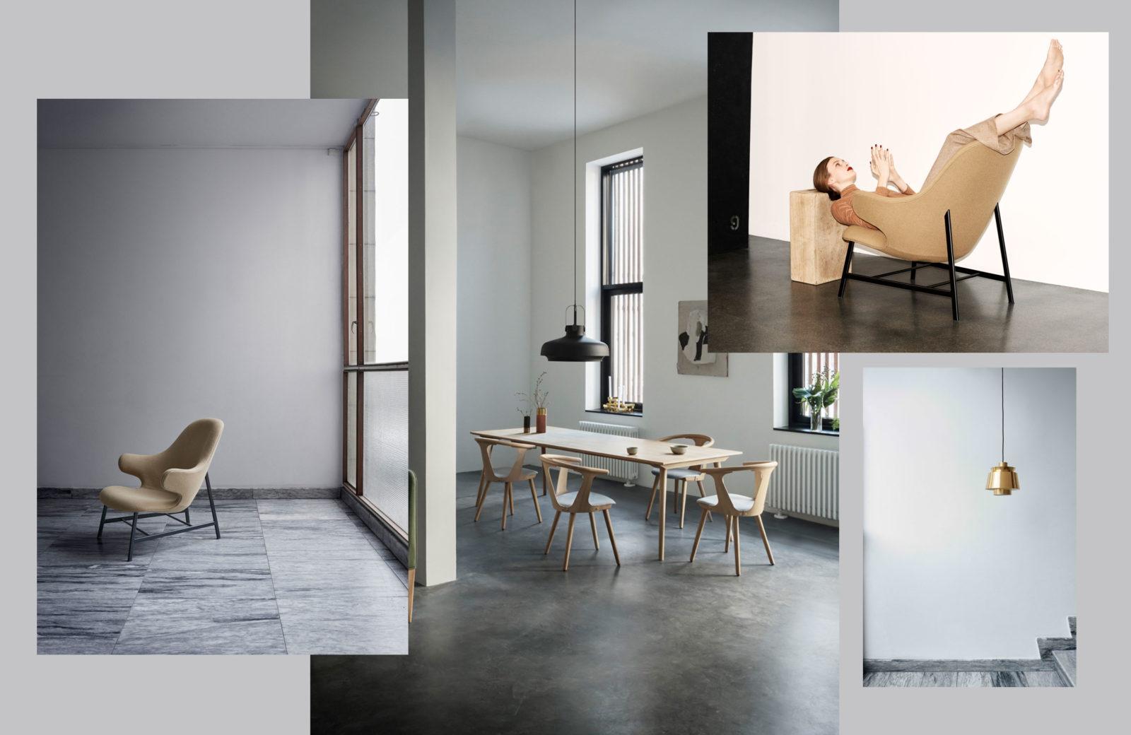 Interior Inspiration: Mehr Natürlichkeit, mehr Raum bei &tradition ...