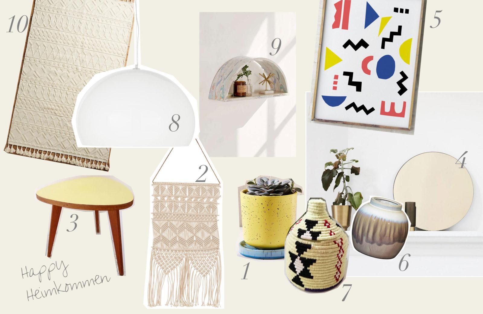 top10 interior accessoires so wird aus jedem dunklen flur ein heller happy place journelles. Black Bedroom Furniture Sets. Home Design Ideas