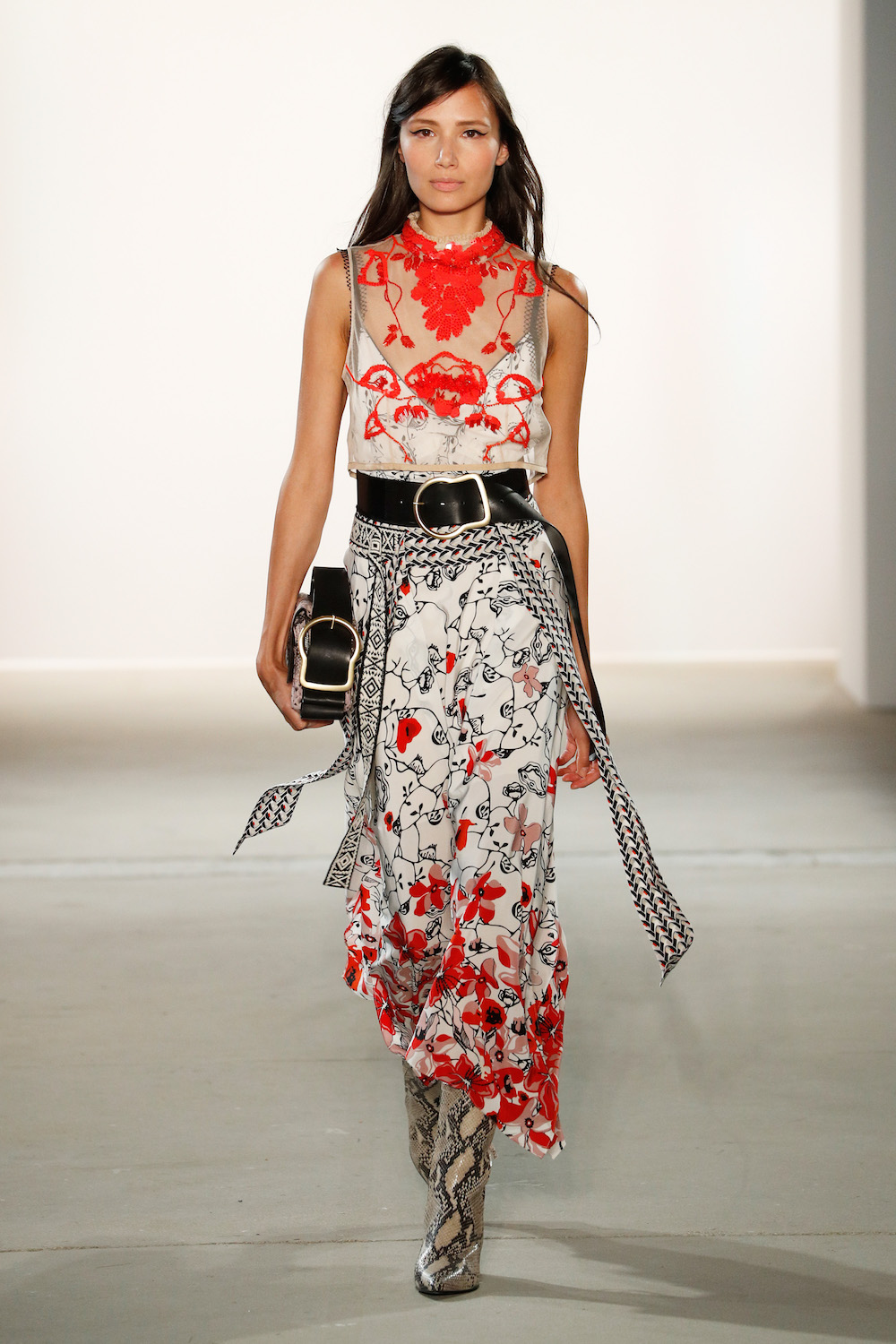 Berlin Fashion Week Spring  Dorothee Schumacher