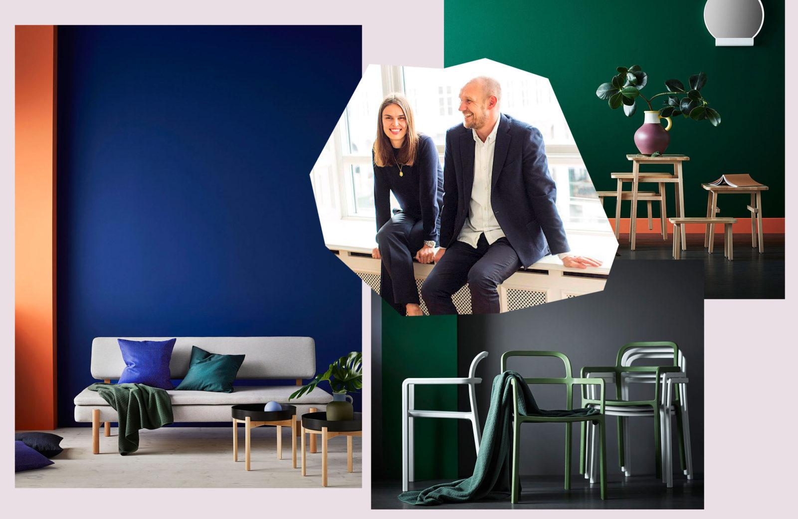 News Von IKEA X HAY: Die Ersten Lookbook Fotos Sind Da!
