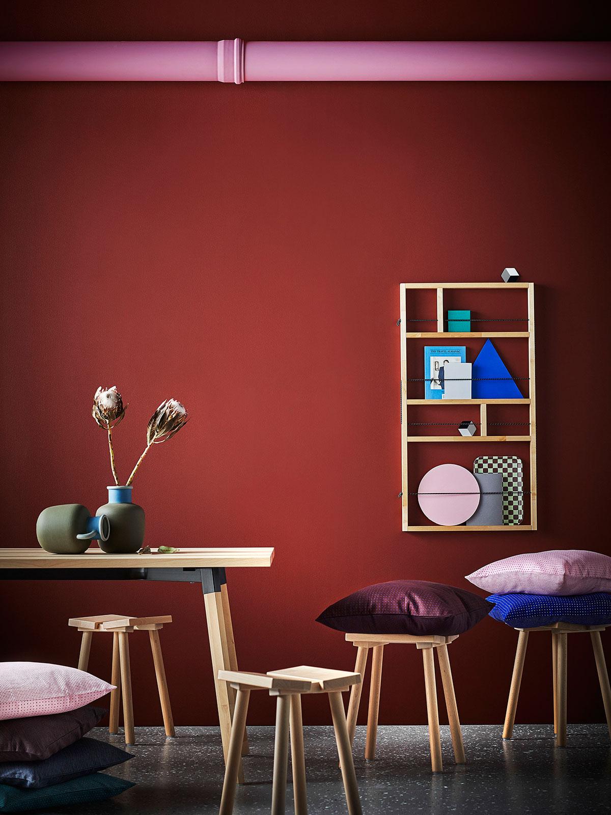 ... Fotos Der Fruchtbaren Zusammenarbeit Von HAY Und IKEA Mit Dem Namen  YPPERLIG, Was übrigens So Viel Bedeutet Wie U201eausgezeichnetu201c Oder U201e Vortrefflichu201c.