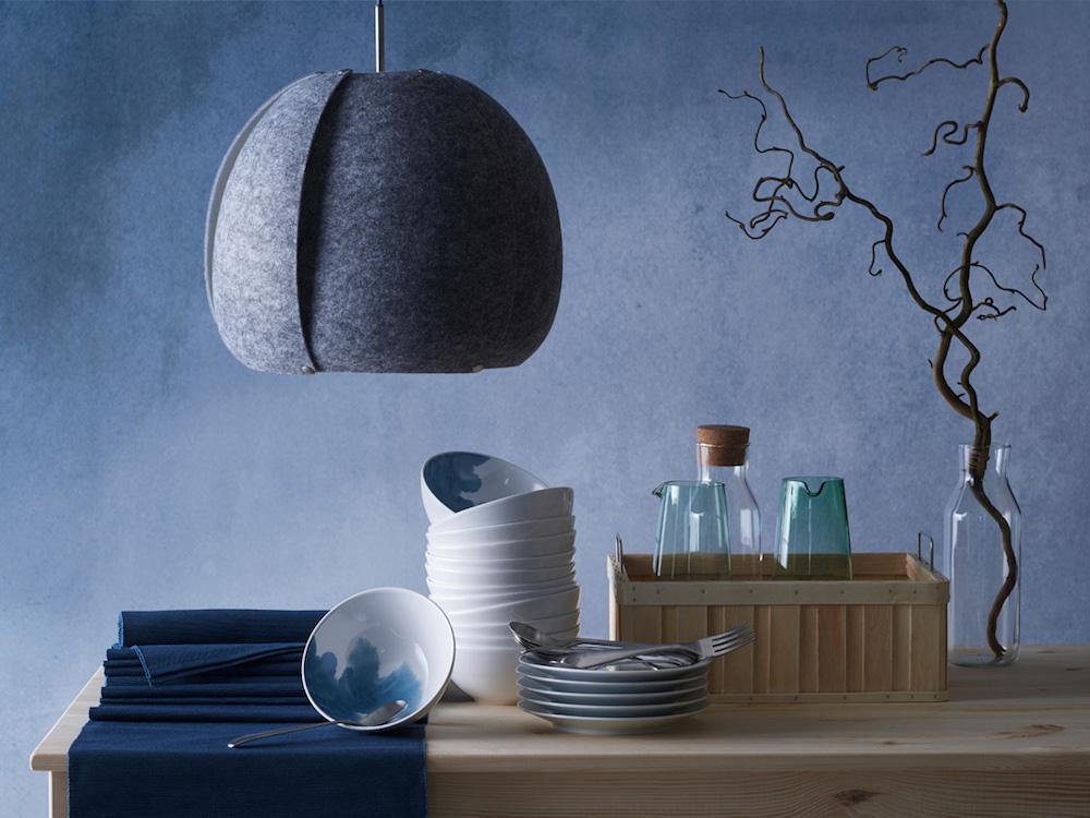 birke filz und blau das sind die ikea trends f r oktober 2017 journelles. Black Bedroom Furniture Sets. Home Design Ideas