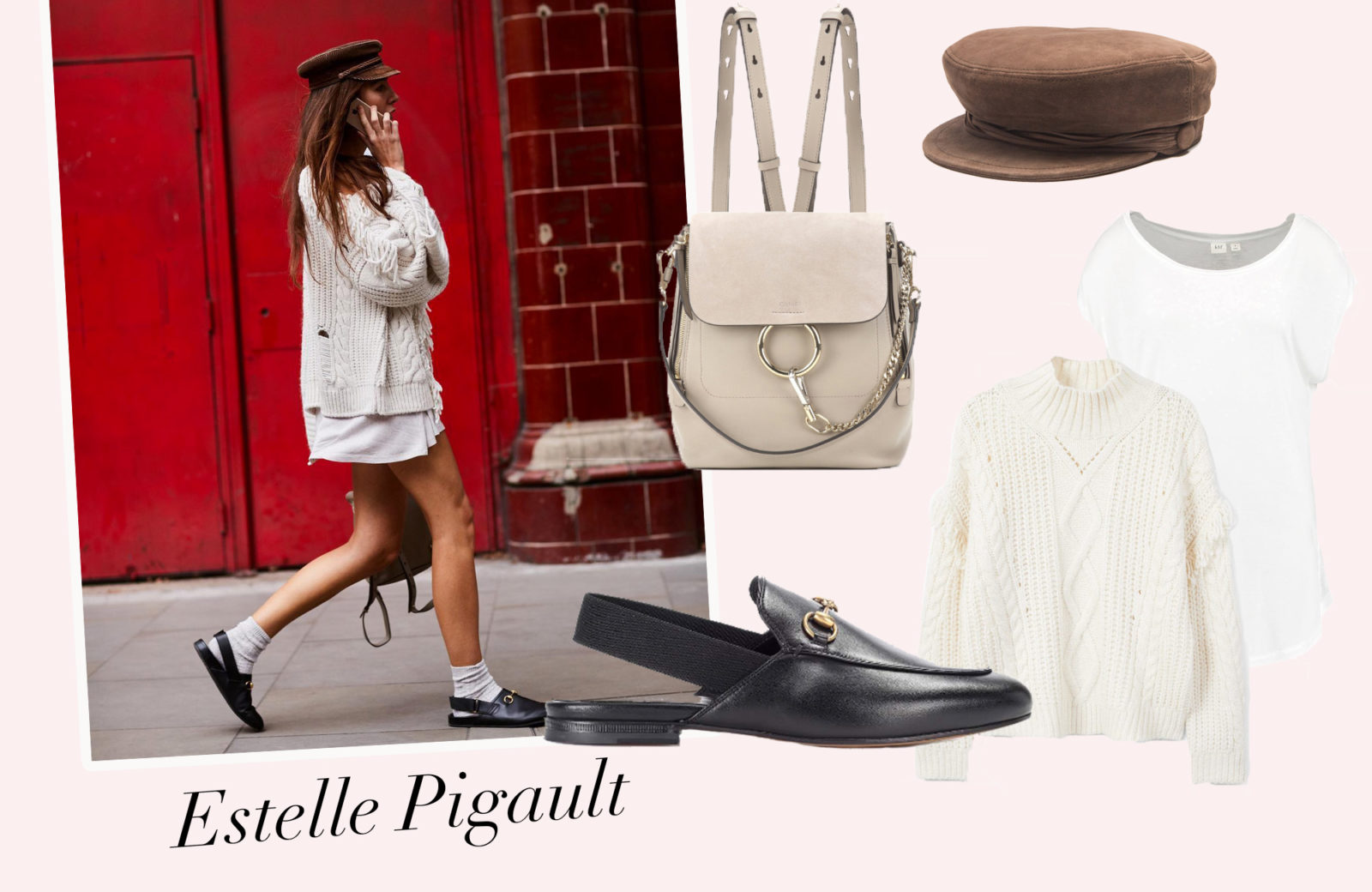 dee0175c803f Estelle Pigault. Fotos via instagram stylesightworldwide