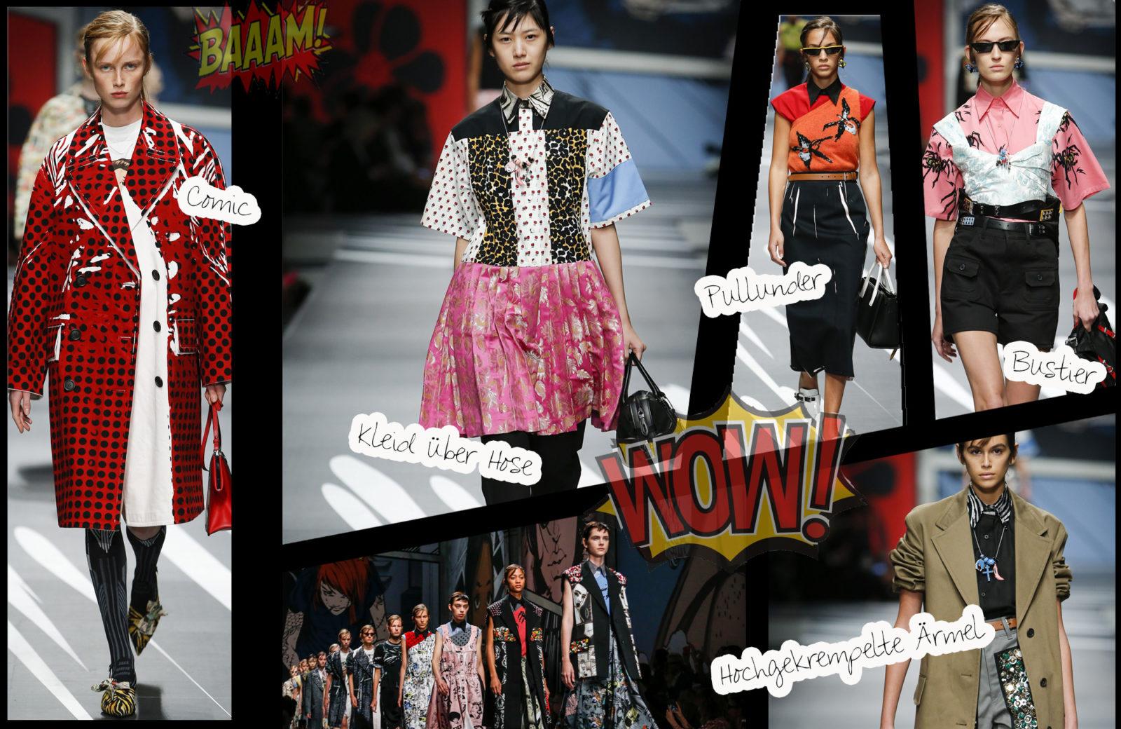 c5d065aab1f7 Miuccia Prada ist die Meisterin der Mode. Einerseits fährt die  Unternehmerin und Designerin