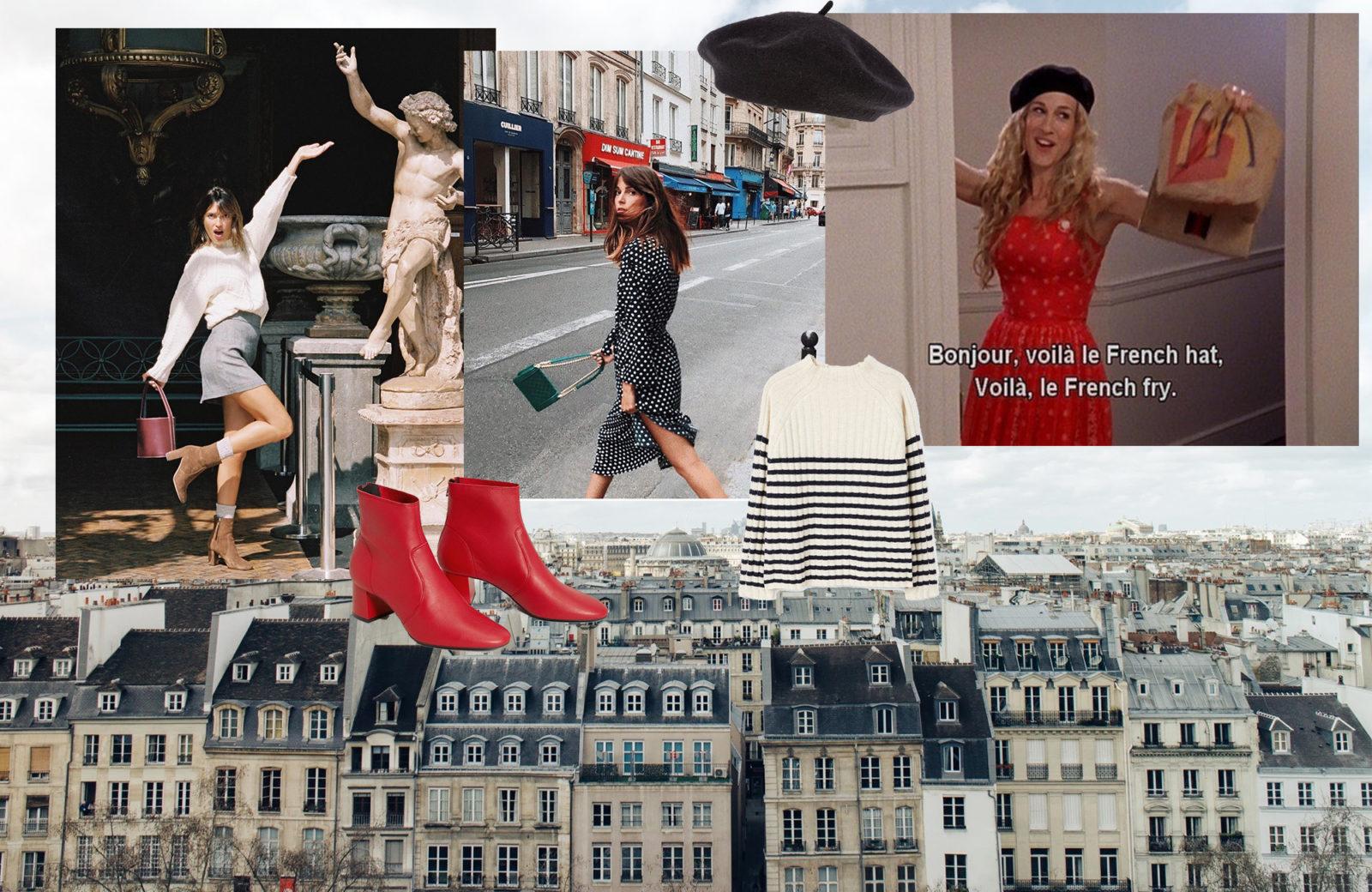 French Essentials - So trägt man den französischen Stil auch