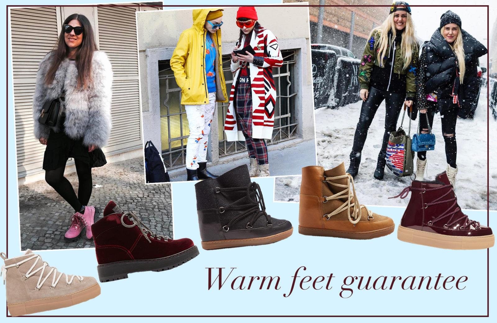 premium selection a8d91 0a1f9 Shop the trend: Snow Boots - Journelles