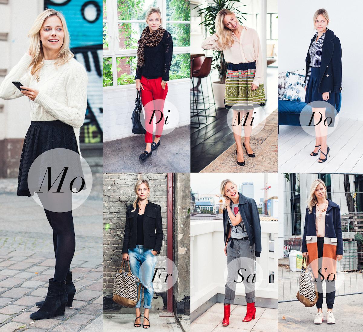 JOURgarderobe: Closet Diary mit Dorothea Metasch, Marketing