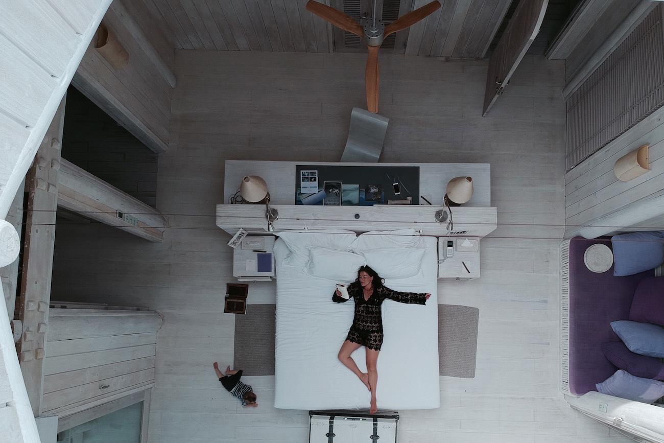 reisen soneva fushi und soneva jani oder auch das allersch nste erlebnis auf den malediven. Black Bedroom Furniture Sets. Home Design Ideas