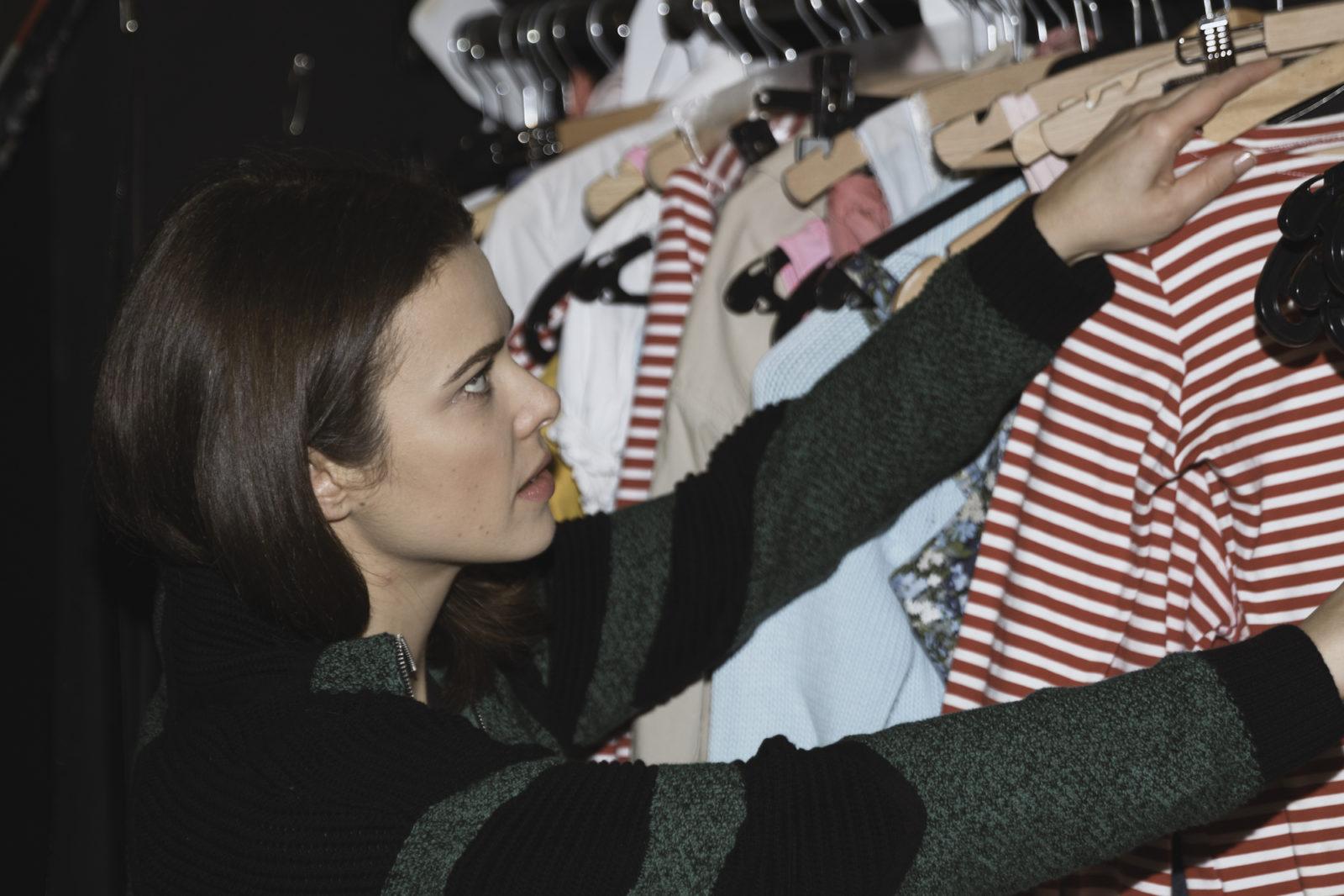 Journelles Closet Diary Anna Weihrauch Backstage Dirty Dancing