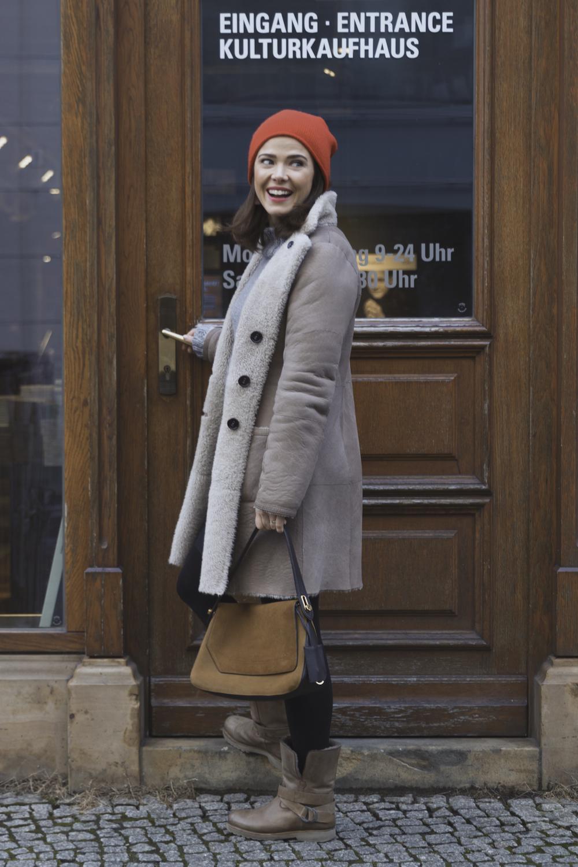 Closet Diary mit Bianca Rüssel, PR Consultant Journelles