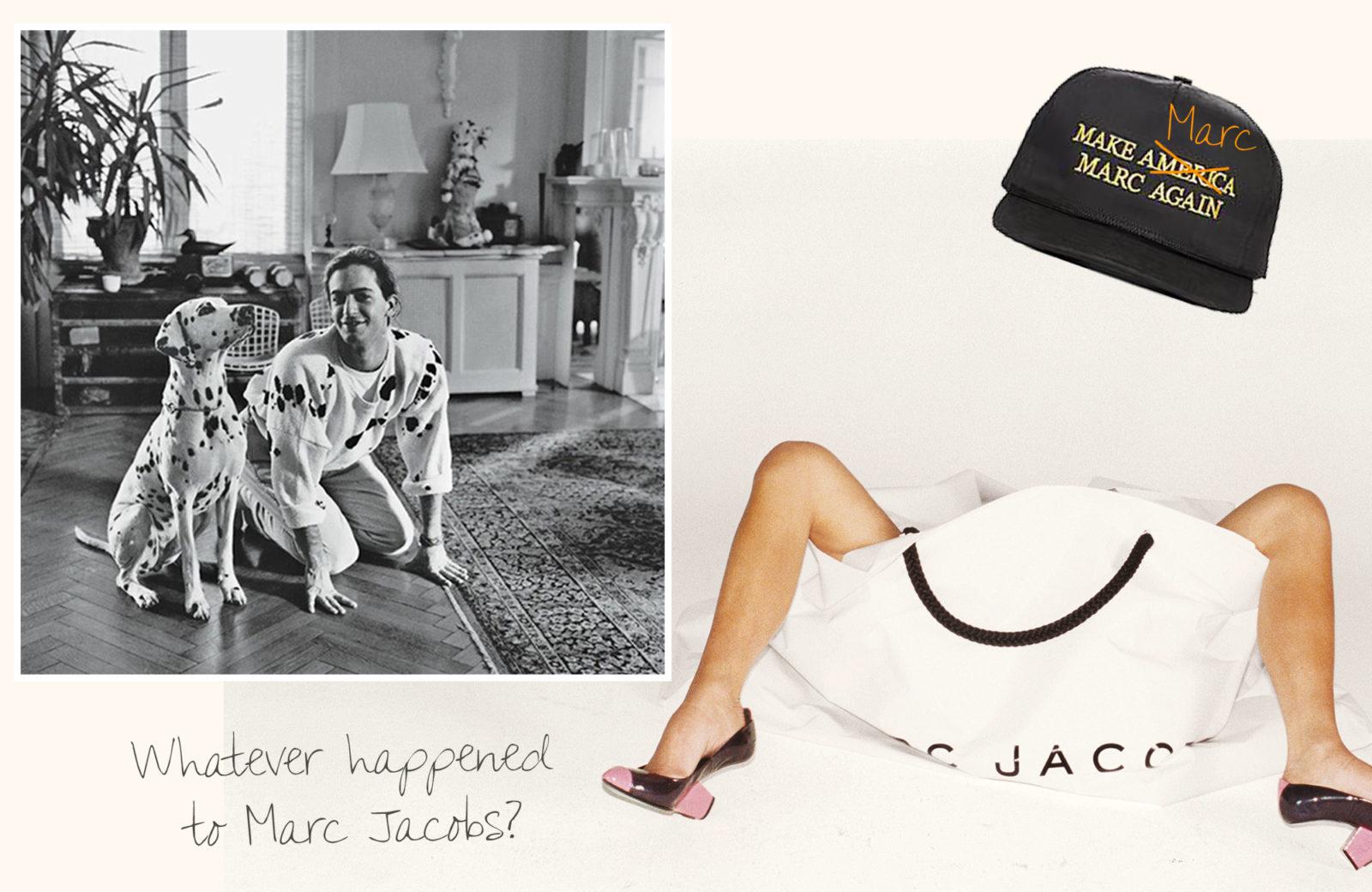 Lange nichts mehr gehört: Was ist eigentlich bei Marc Jacobs los ...