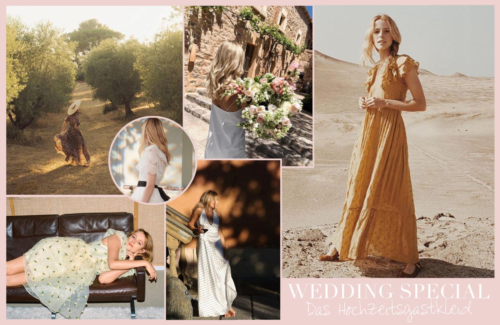 Wedding Special 2018 Die Schonsten Kleider Fur Hochzeitsgaste