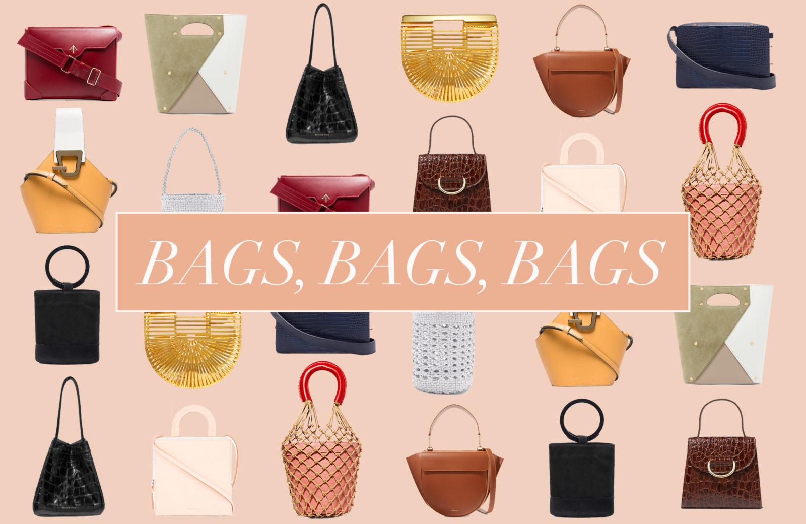 Kolumne: It Bags! Warum wir auf teure Luxushandtaschen