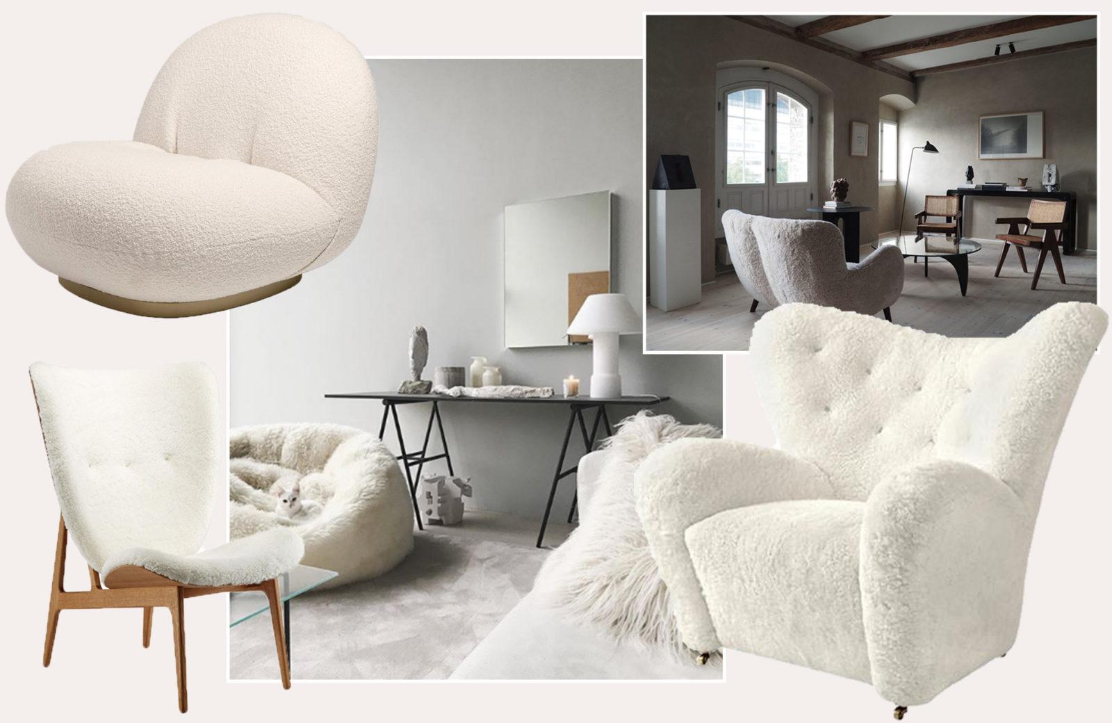journelles-maison-interior-moebel-schafsfell - Journelles