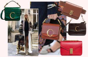 5cd8533a31 Eine neue Saison, eine neue Handtasche: die Logo It-Bags von Chloé, Celine  & Co.
