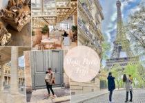 Reisen: Meine Geburtstagswoche in Paris