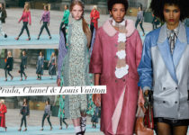 Cruise 2020: Chanel in Paris, Louis Vuitton und Prada in New York