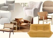 TOP8: Die schönsten Sessel