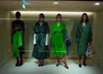 Das Highlight der Berliner Modewoche: Im Kunstgewerbemuseum mit William Fan