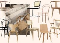 TOP10 der schönsten Stühle: Die Klassiker