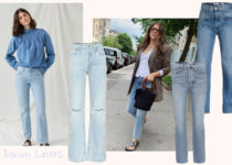 Slouchy Denim, Straight Leg, Paperbag-Jeans – hauptsache locker!