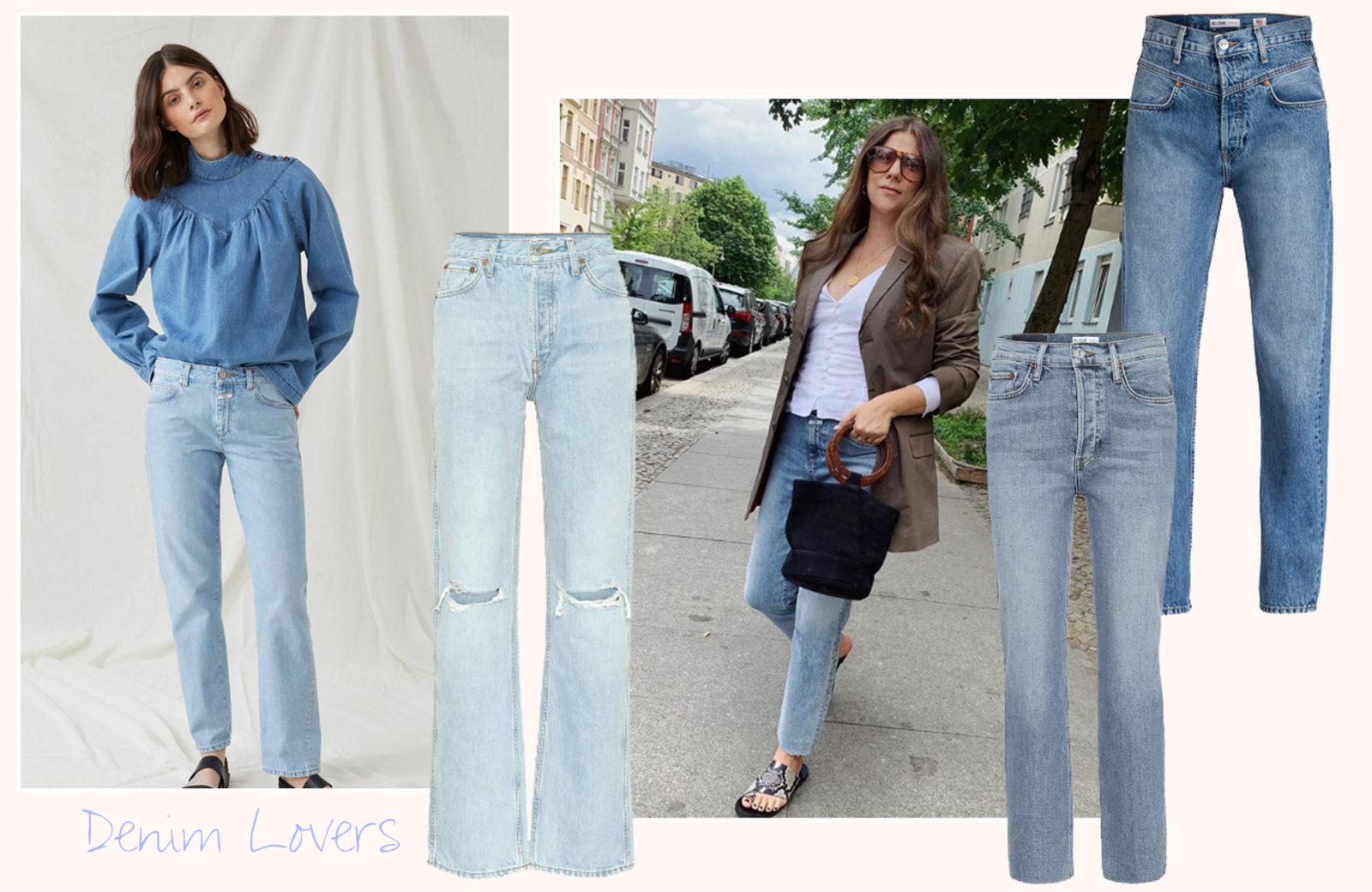 Slouchy Jeans: Wir wollen nur noch diese Hose tragen | Jeans