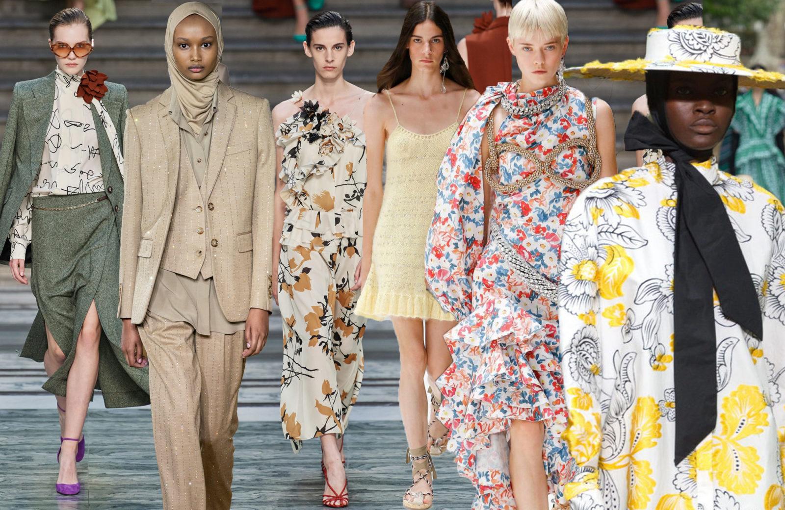 Highlights der London Fashion Week SS20: Burberry, JW Anderson, Victoria Beckham, Erdem