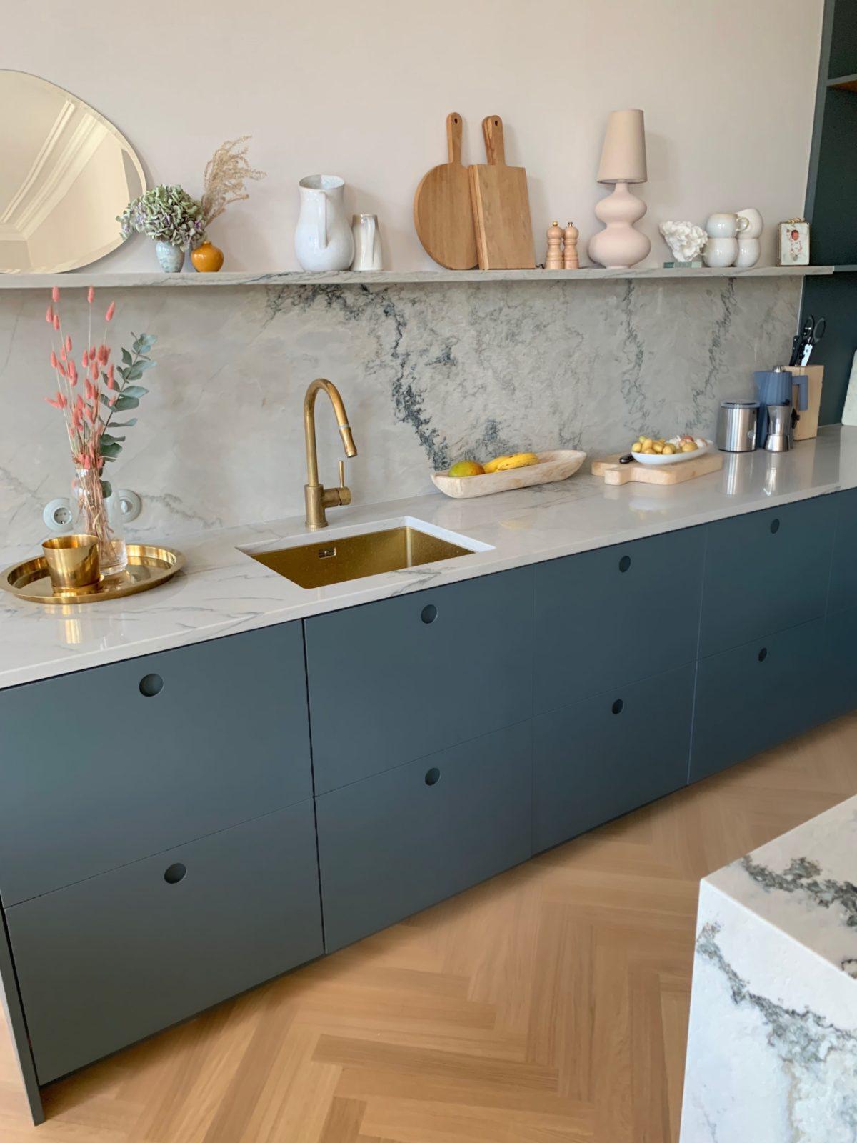Wohnungskolumne: Meine Kitchen Story – So planten wir unsere