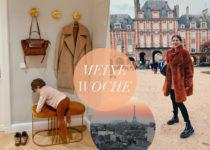 Meine Woche: Paris, Shootings und im Aufräumfieber