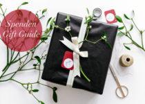 Unser Spenden Gift Guide