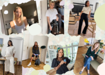 Insider-Serie: Stilikonen zeigen ihren Lieblingslook im Homeoffice #stayhomestaychic