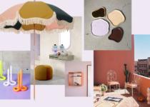 Twist Candles, Schminktisch und Reiseträume: Das sind Tines Interior Highlights im Mai