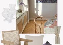 Interior-Trend: Fliederfarbene Accessoires und Wiener Geflecht verschönern jetzt unsere Wohnung