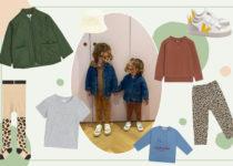 Mini-Me: Hier kauft Jessie die Herbstlooks für ihre Kinder