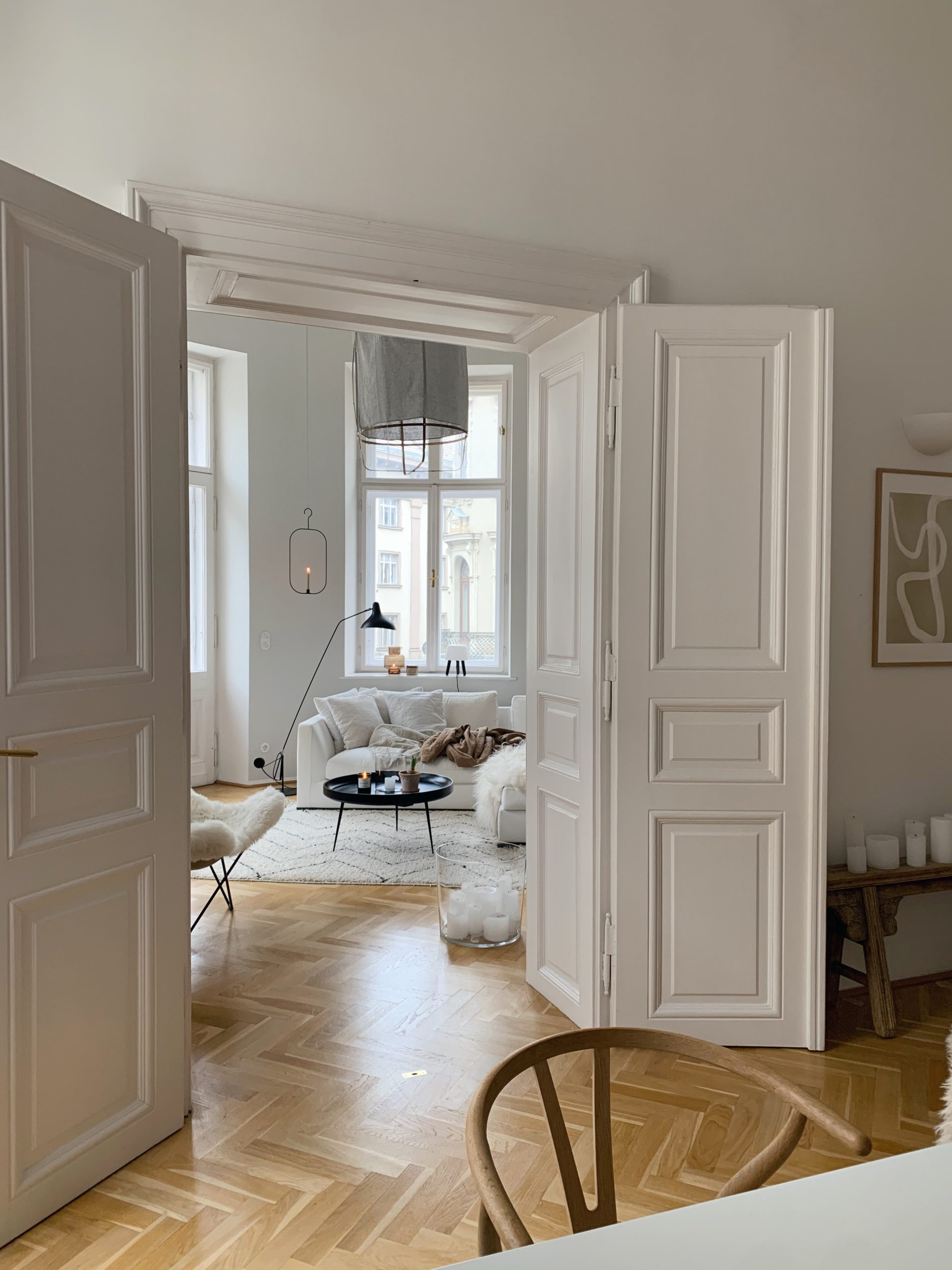Homestory: Zu Besuch in Wien bei Svenja Brückner